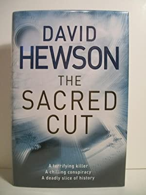 The Sacred Cut - 1st Edition/1st Impression: Hewson, David