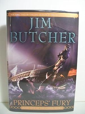 Princeps' Fury (Codex Alera, Book 5): Butcher, Jim