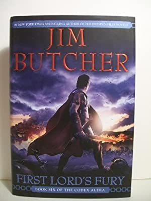 First Lord's Fury (Codex Alera, Book 6): Butcher, Jim