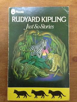 Rudyard kipling books just so stories