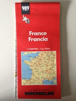 France (Michelin Maps)