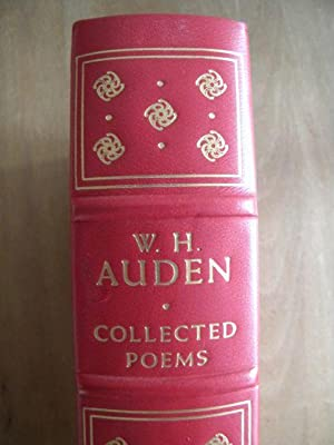 Collected Poems - Full Leather First Printing: W. H. Auden
