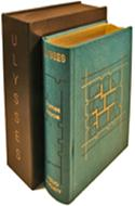 Ulysses - CENTENARY EDITION: James Joyce - SOLD OUT FULL LEATHER LIMITED EDITION 'BLOOMSDAY'