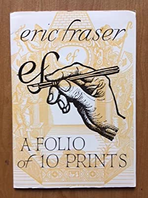 A Folio Of 10 Prints: Eric Fraser