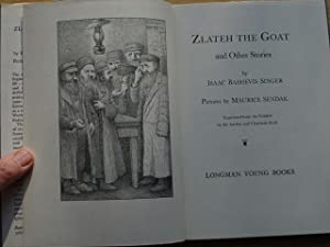 Zlateh The Goat - First British Hardback: Isaac Bashevis Singer - Maurice Sendak SIGNED!
