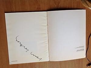 Musee Des Arts Decoratifs, Paris: DAVID HOCKNEY - Signed and VERY RARE!