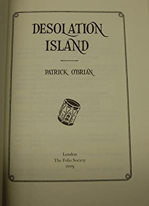 Desolation Island - Sumptuos Slipcased Collector Edition: Patrick O'Brian - FIRST EDITION THUS!