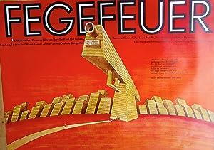 FEGEFEUER (Cinema Poster): PETER KETTLE -