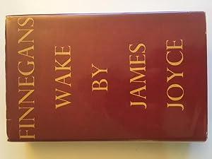 Finnegan's Wake: James Joyce -