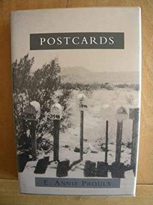 Postcards - UK FIRST PRINTING: Proulx, E. Annie - SIGNED & RARE EDITION!