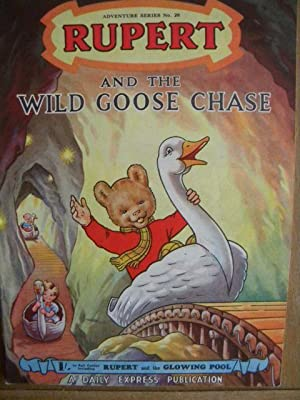Rupert And The Wild Goose Chase - Adventure Series 20