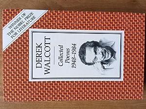 Collected Poems 1948-1984: Derek Walcott -