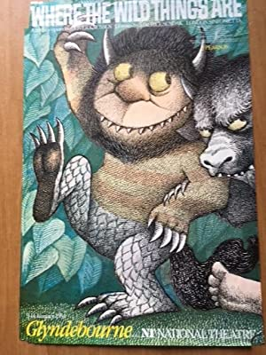 Where The Wild Things Are - Glyndebourne: MAURICE SENDAK -