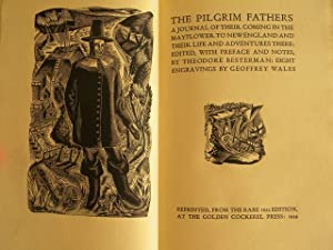The Pilgrim Fathers - LIMITED EDITION: Theodore Besterman