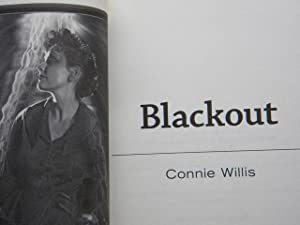 Blackout - Gorgeous Special Edition SOLD OUT! NEBULA WINNER: Connie Willis - SIGNED LIMITED ...