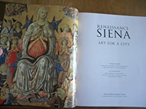 Renaissance Siena : Art for a City: Syson, Luke - SEALED COPY