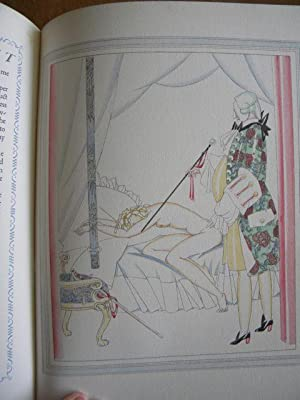 Manon Lescaut - RARE LETTERED COPY!: L'Abbe Prevost & John Austen (illustrations)