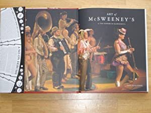 Art Of McSweeney's - Special TATE Edition: Eggers, Chabon, Lethem, Moody, Hornby etc