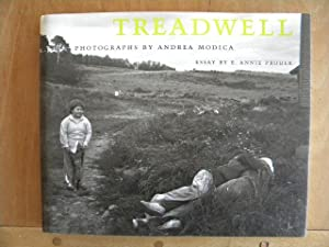 Treadwell : Photographs: Modica, Andrea - ANNIE PROULX SIGNED!