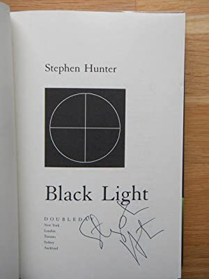 Black Light: Hunter, Stephen - SIGNED FIRST PRINTING