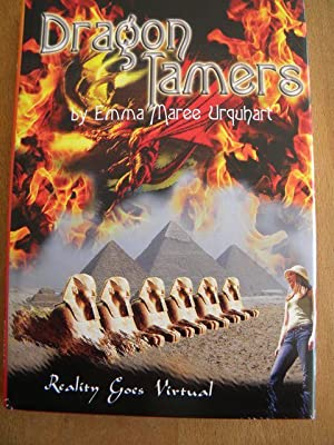 Dragon Tamers: Reality Goes Virtual: Emma Urquhart - SIGNED NUMBERED