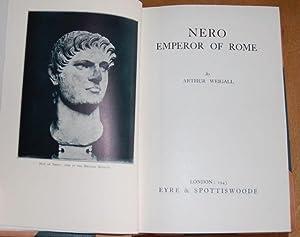 NERO Emperor Of ROME - CLASSIC FINE BINDING: Arthur Weigall