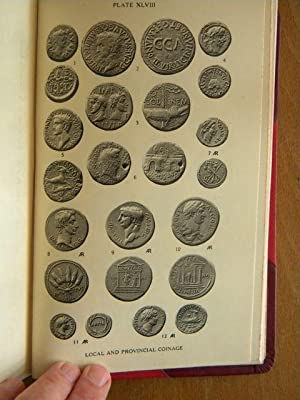 Roman Coins - With Plates and Cards: Harold Mattingly - FINE BINDING