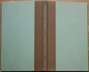 Sweeney Astray: Seamus Heaney - SCARCE SIGNED AMERICAN FIRST EDITION