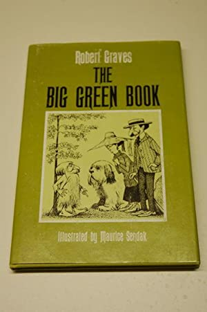 The Big Green Book - RARE UK: Graves, Robert -