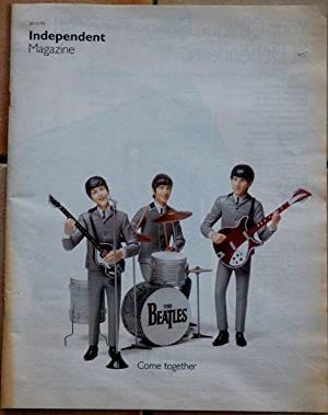 Independent Magazine Special Issue - 28/10/95: The BEATLES - Tribute