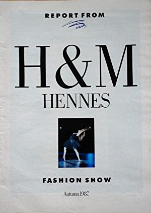 H & M Fashion Show - Autumn 1987 - Rare Special Report