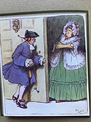 Wives - with Publisher's Illustrated Presentation Card: CECIL ALDIN - Washington Irving and ...