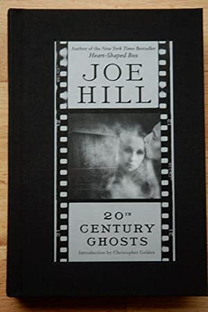 20th Century Ghosts - UNREAD PERFECT FIRST PRINTING: Hill, Joe - SIGNED FIRST EDITION