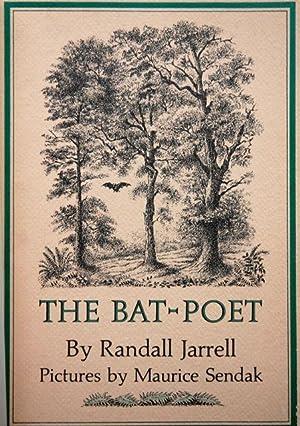 The Bat-Poet - SIGNED MAURICE SENDAK: Jarrell, Randall Illustrated