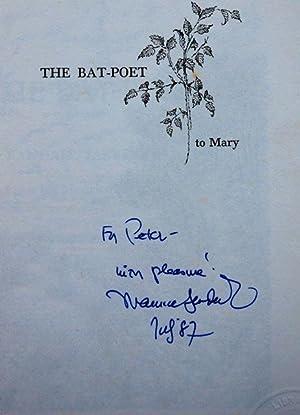 The Bat-Poet - SIGNED MAURICE SENDAK: Jarrell, Randall Illustrated By MAURICE SENDAK