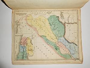 ATLAS MAPS/ 58 MAPS. U.S., WORLD, AFRICA, MIDEAST Et al.: Smiley, T.T. / William Channing ...