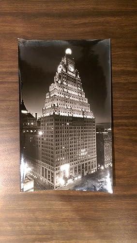 PARAMOUNT BUILDING, NYC/ VINTAGE PHOTOS