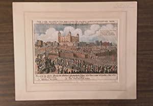 The True Maner of the Execution o f Thomas Earle of Stafford, Lord Lieutenant of Ireland, Upon ...