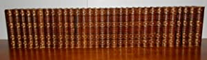 THE WORKS - 31 of 32 VOLUMES' LEATHERBOUND.: Cooper, James Fenimore