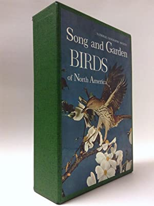 Birds of North America 2 Vol Set: Song and Garden Birds of North America & Water Prey and Game ...