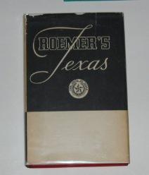 Roemer's Texas: Roemer,Dr. Ferdinand;Mueller, Trans.,Oswald