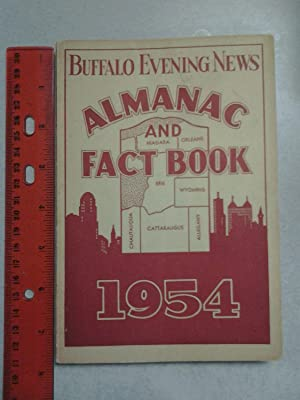 Buffalo evening News Almanac and Fact Book 1954: Buffalo Evening News