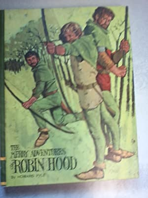 Merry Adventures of Robin Hood: Howard Pyle