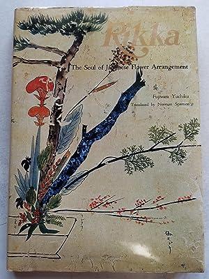 Rikka The Soul of Japanese Flower Arrangement: Fujiwara Yuchiku