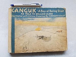 Kanguk A Boy of Bering Strait as: Kanguk