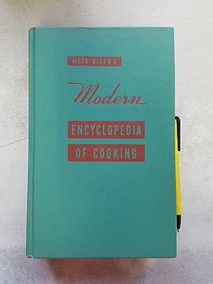 Meta Given's Modern Encyclopedia of Cooking (Volume: Meta Given