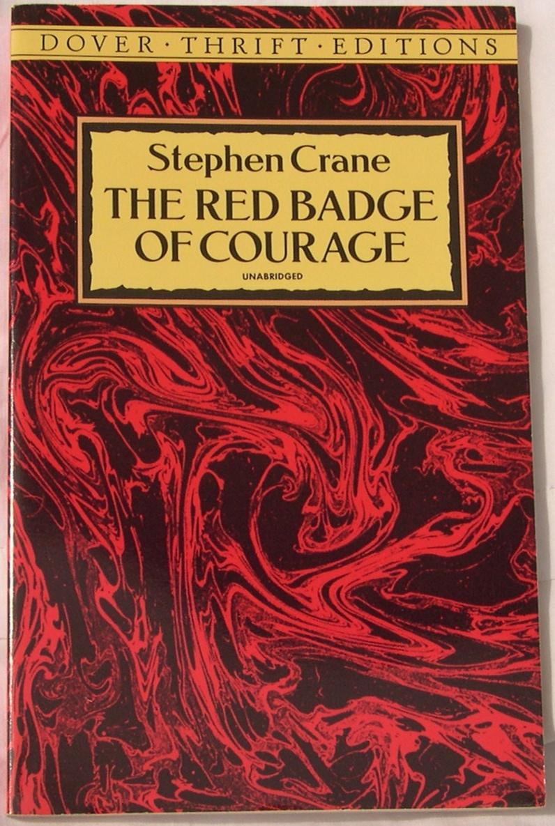 a review of stephen cranes the red badge of courage Childhood stephen crane was born in a red brick house on mulberry the red badge of courage stephen crane buy stephen's father was the presiding elder of.