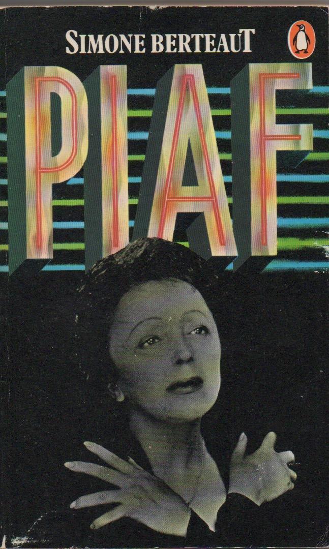 Piaf - Berteaut, Simone
