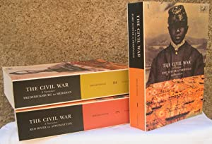 The Civil War: A Narrative. 1 Fort Sumter to Perryville. 2 Fredericksburg to Meridian. 3 Red Rive...