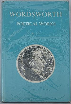 Wordsworth: Poetical Works: Hutchinson, Thomas (Ed)
